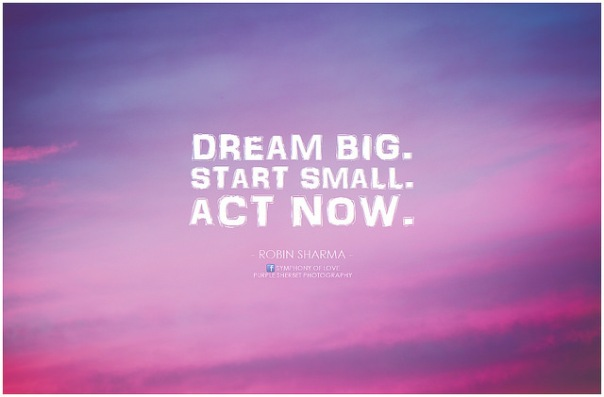 2. Por qué es más importante soñar que tener expectativas