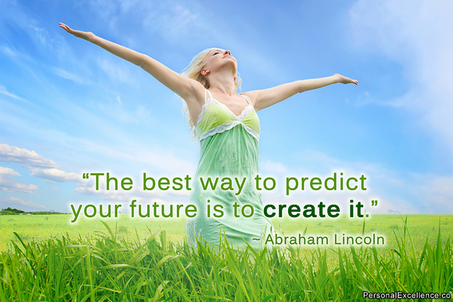 Crea tu futuro
