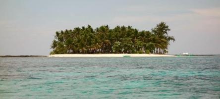 Isla paradisíaca